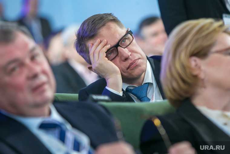 Мурашко Екатеринбург приезд причина минздрав