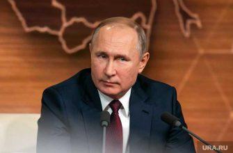 Путин прямая линия поправки конституция