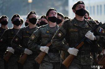 зарплаты военных повысят 1 октября