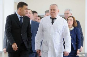 новый глава минздрава Свердловской области