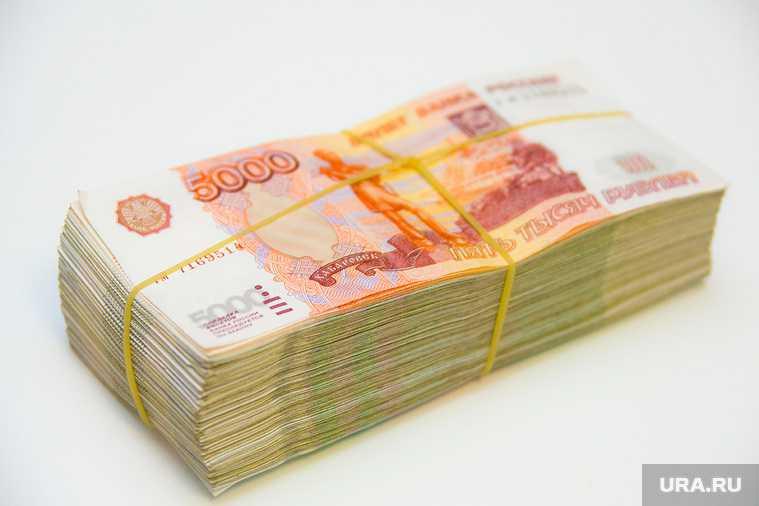 соперник Махонина внес 50 млн рублей на выборы