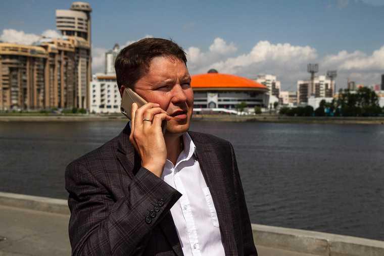 Егоркин гордума Екатеринбурга пресс служба