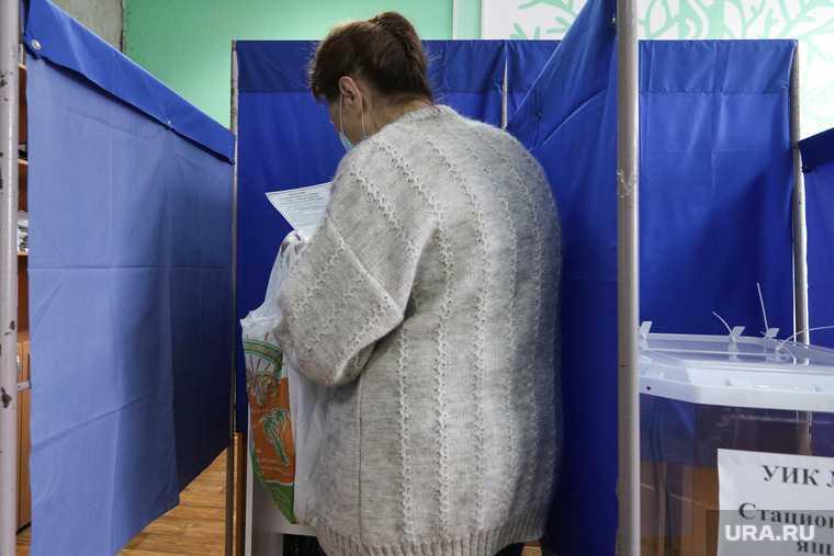 выборы в Шумихинском округе