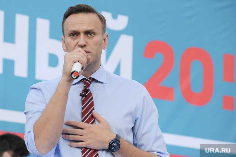 Навальный отравление кома состояние