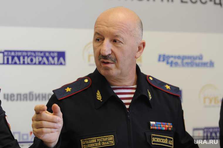 выборы силовики челябинская область