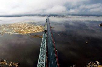 стоимость моста через Обь Салехард ЯНАО