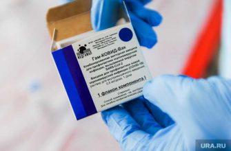 прививки коронавирус Свердловская область