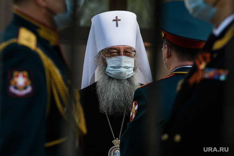 митрополит екатеринбургский Кирилл