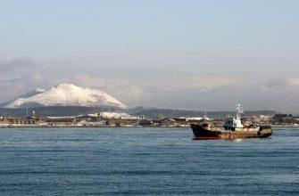 курильские острова карта Сахалин скандал чиновники увольнение