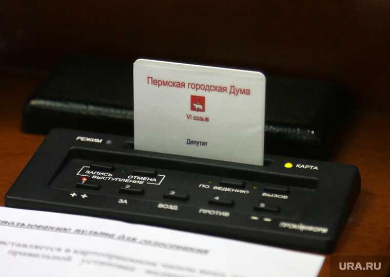 депутаты гордумы Перми заседание в формате ВКС