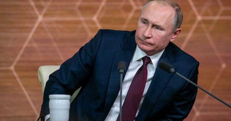 Карабах война Путин