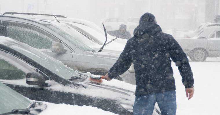 снег дождь гололед ветер регионы Россия Гидрометцентр