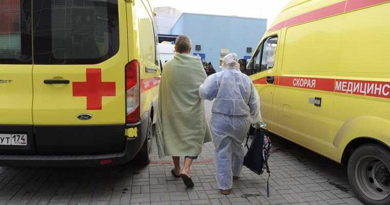 пик коронавируса в России