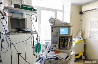 екатеринбург число тяжело больных пациентов ивл разы больше