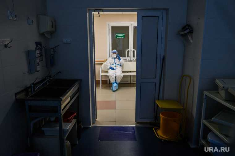 больница Березники коронавирус Поликша