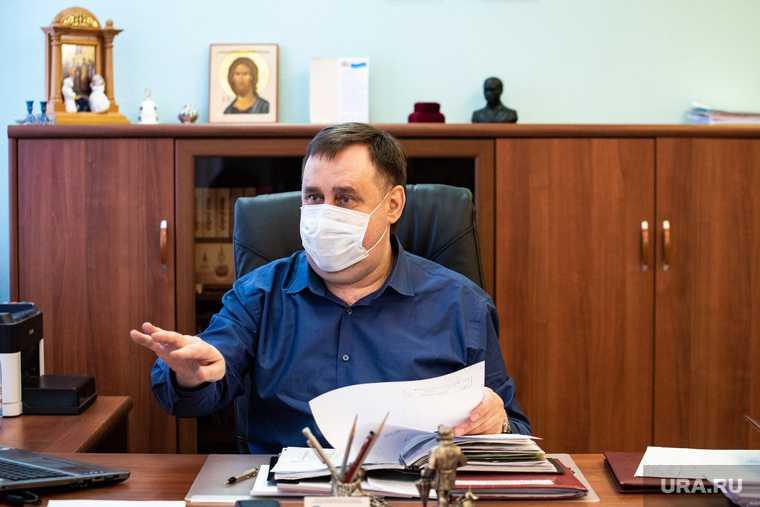госпитализация коронавирус Свердловская область
