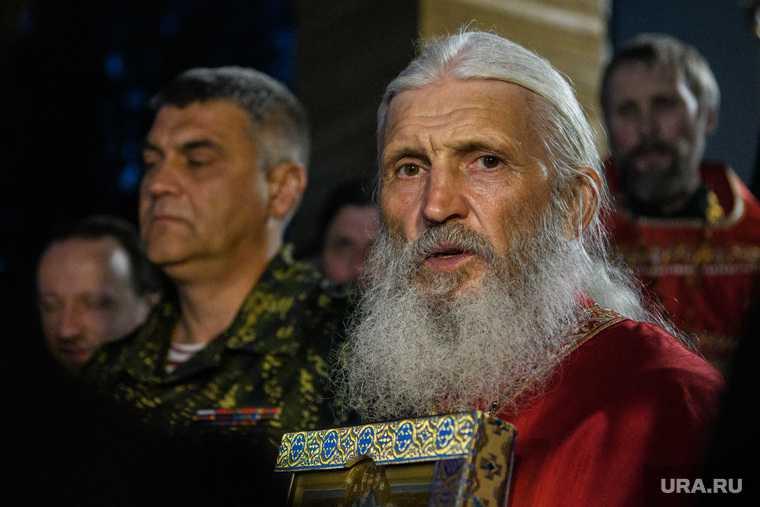 захват монастыря Сергий