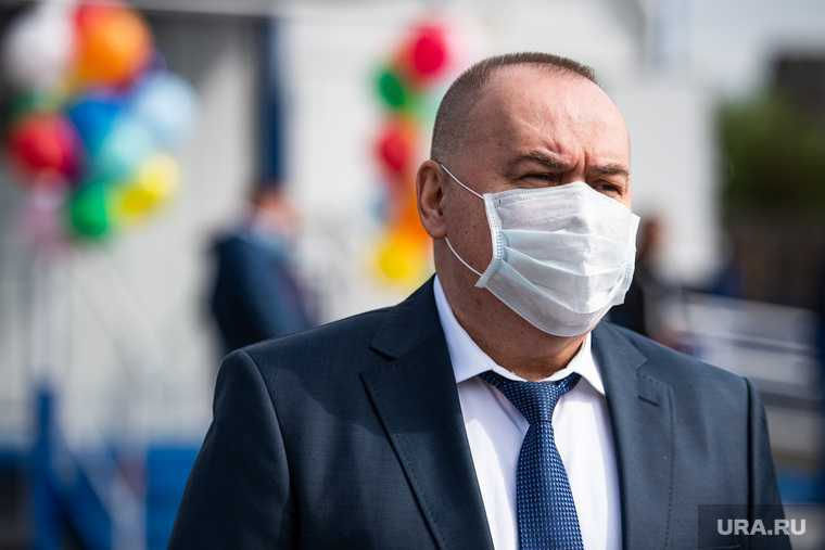 перестановки минздрав Свердловская область министерство