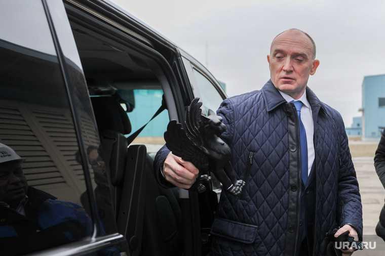 Челябинская область губернатор Дубровский картель сговор уголовное дело