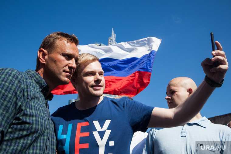 протест Навальный