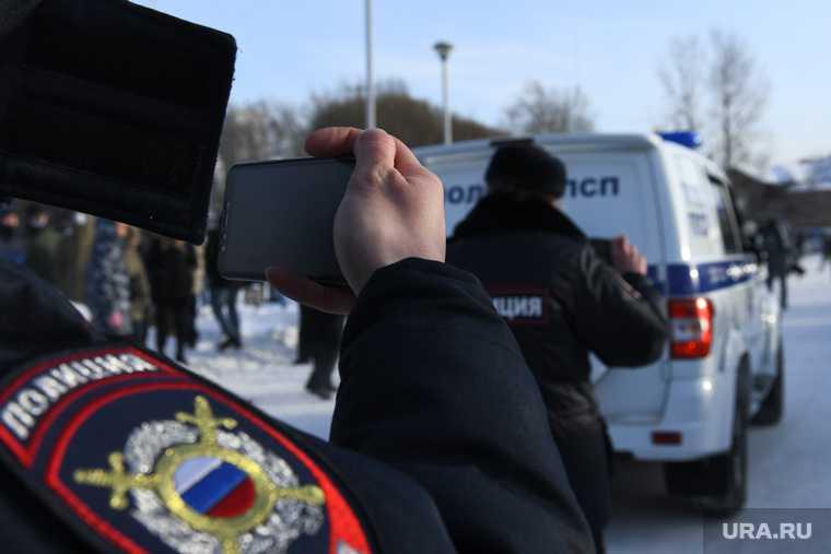Екатеринбург Навальный последние новости акции протеста Россия задержания