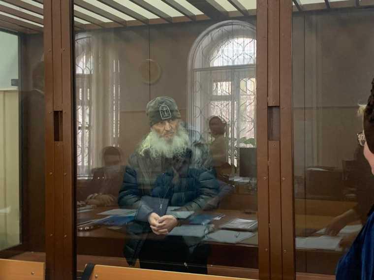 Отец Сергий арест продление